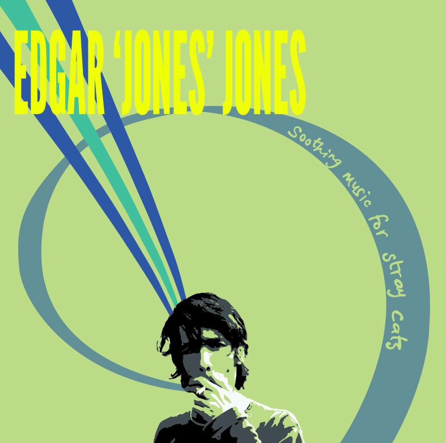 NEWS: Seminal album by Edgar 'Jones' Jones launches on vinyl for the very first time