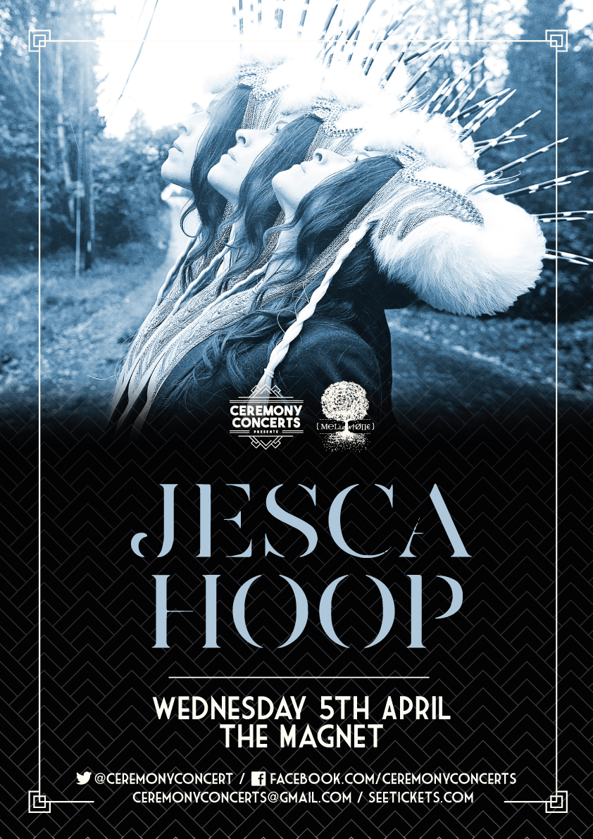JESCA HOOP returns to Liverpool at The Magnet this April