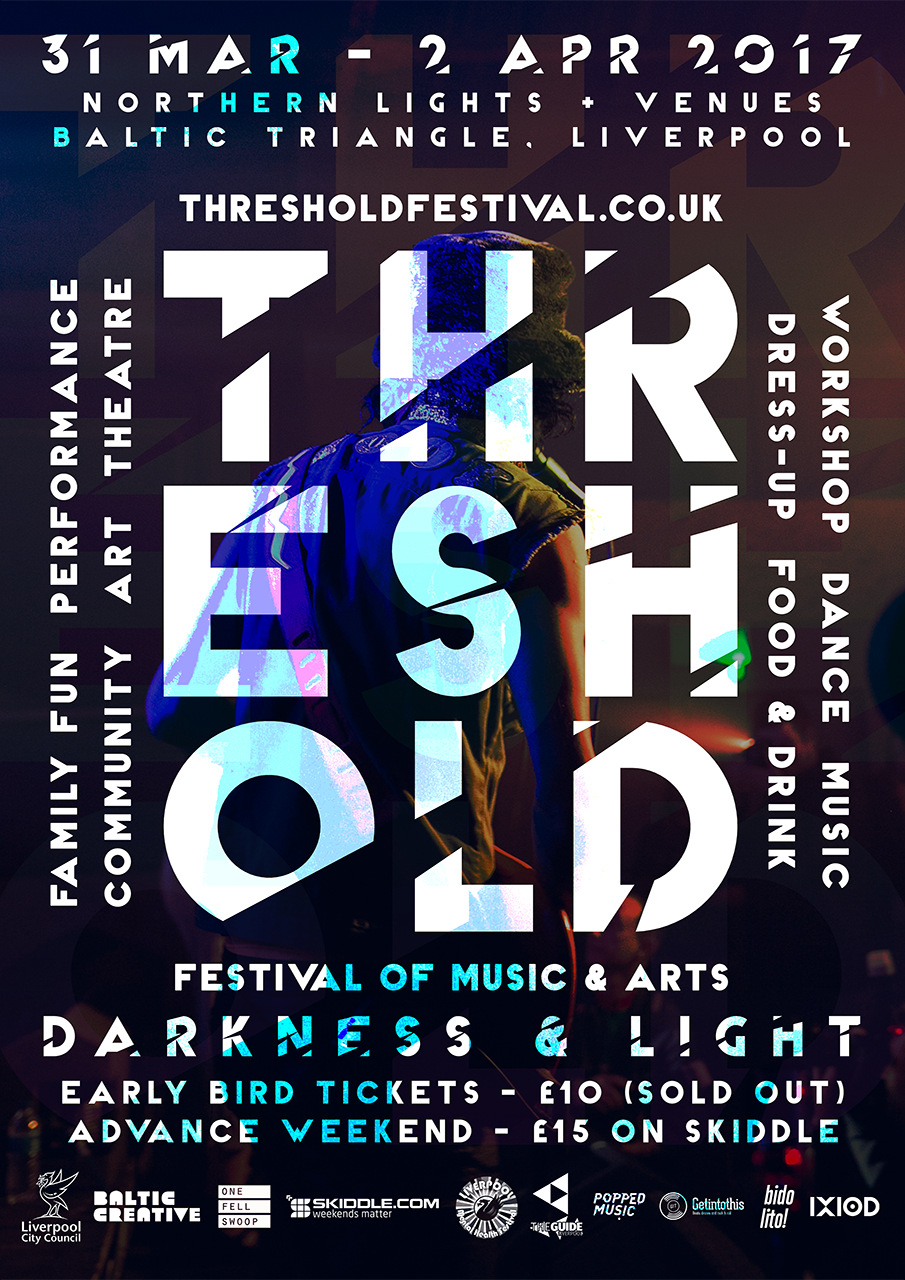 NEWS: Threshold Reveal FULL line-up following Crowdfunder success